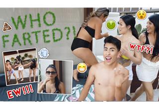 Who Farted?! Louie's Life, CassieMua, Les Do Makeup, or Laura Mellado?