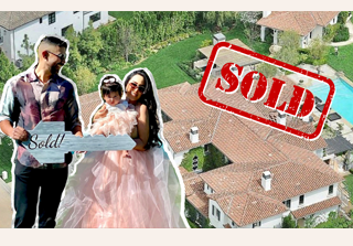 dhar and laura purchase home in california