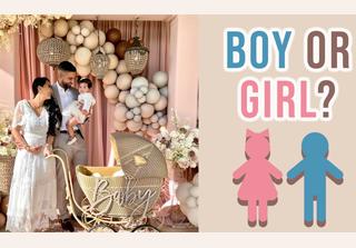 (NEW) We Are Having A... | Gender Reveal Vlog | Dhar & Laura