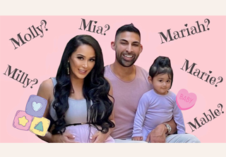 dhar and laura baby number 2 name reveal vlog