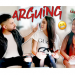 Arguing In Front Of Girlfriend's Mom 😱