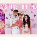 dhar and lauras babys first birthday party vlog